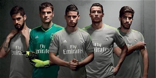 Real Madrid presentó su uniforme para la nueva temporada