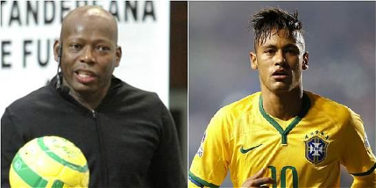 'Neymar es una mentira para el fútbol', dice el 'Tino' Asprilla