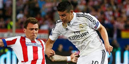 Juventus confirmó fichaje del delantero croata Mario Mandzukic