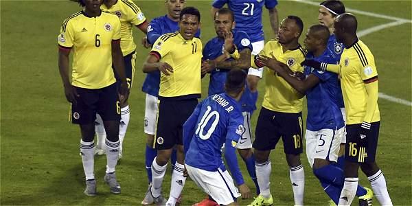Salida de casillas de Neymar lo deja por fuera de la Copa América