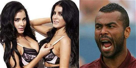 Ashley Cole: escándalo y pelea con conejita Playboy en bar en Londres