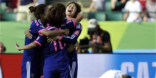 Un autogol le dio el paso a la final del Mundial Femenino a Japón