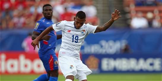 Pálido empate de la Panamá de 'Bolillo' en la Copa Oro: 1-1 con Haití