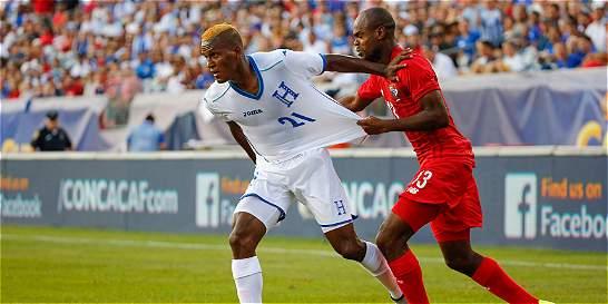Panamá empató 1-1 con Honduras en la Copa Oro 2015