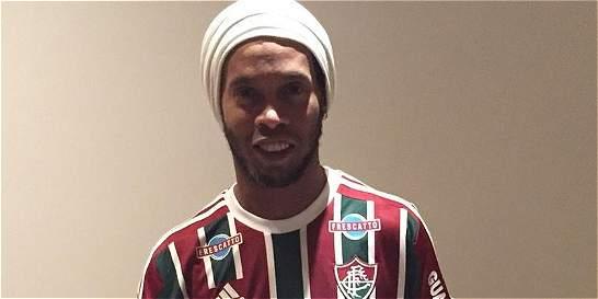 Ronaldinho Gaúcho reforzará al Fluminense