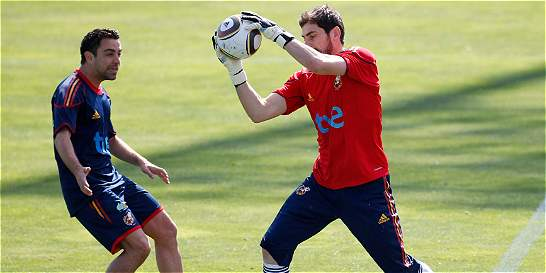 Xavi Hernández lamentó la triste salida de Casillas del Real Madrid