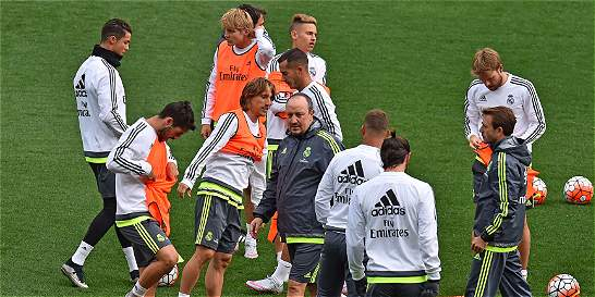 'Le deseo suerte a Iker, es una leyenda viva del Madrid': Rafa Benítez