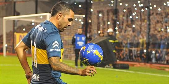 Carlos Tevez, el ídolo de  Boca que cambió euros por gloria