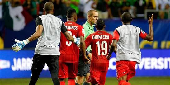 Concacaf admitió 'error humano' del árbitro Geiger en el México-Panamá