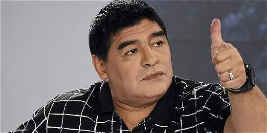 Maradona acusó a su exesposa de ladrona y afirmó que podría ir presa