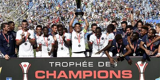 El PSG gana la Copa de Campeones por tercera vez consecutiva