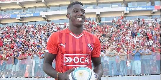 Independiente de Avellaneda despidió al 'Trencito' Valencia