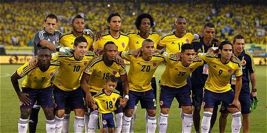 La Selección Colombia sigue cuarta en el escalafón de la Fifa