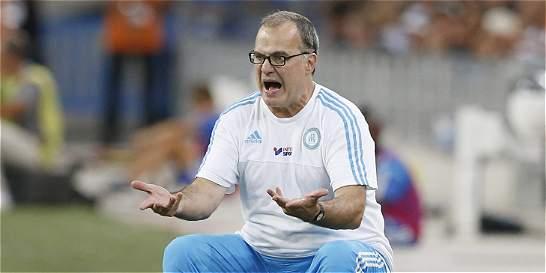 Bielsa anunció su renuncia como entrenador del Marsella