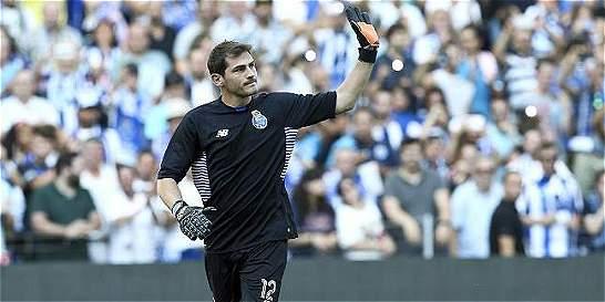 Iker Casillas creó una empresa de representación de jugadores
