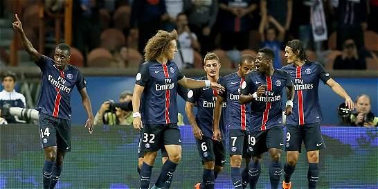 PSG venció 2-0 a Ajaccio y retomó el liderato de la Liga de Francia