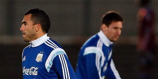 'De Messi mandaría todo al diablo y no volvería a la selección': Tévez