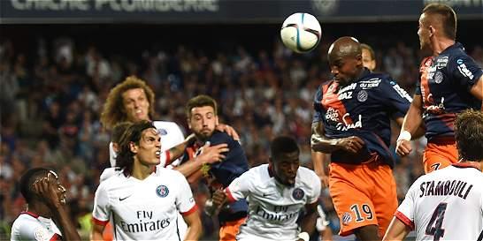AS Mónaco y Lyon se alejan de la punta de la Liga de Francia