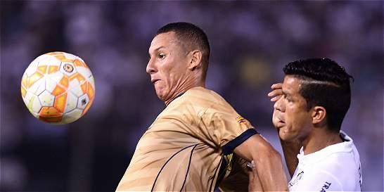 Águilas sacó un empate de oro en Paraguay: 1-1 con Olimpia