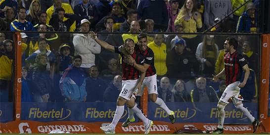 San Lorenzo venció 1-0 a Boca y es el nuevo líder del torneo argentino