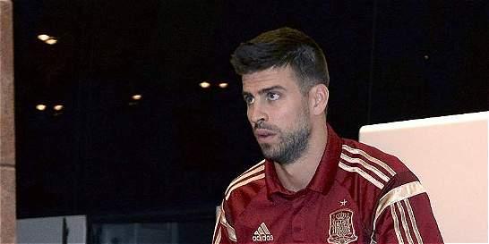 A Piqué le gritaron 'borracho' a la salida de una discoteca en Gijón