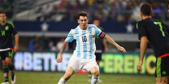 La sociedad Tevez-Messi aún no rinde en Argentina