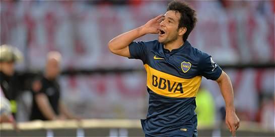 Boca venció 0-1 a River y recuperó el liderato en Argentina