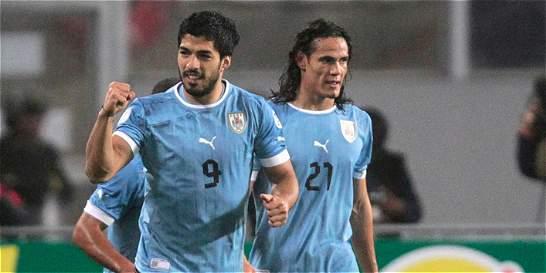 Uruguay también jugará sin sus estrellas frente a Colombia