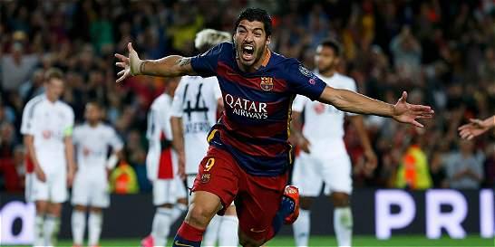 Sufrida victoria de Barcelona, 2-1 sobre Bayer Leverkusen