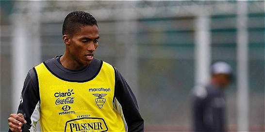 Ecuador definió a 29 jugadores para medirse a Argentina y Bolivia