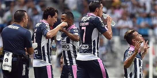 Cardona llegará recargado a la Selección: dos golazos para Monterrey