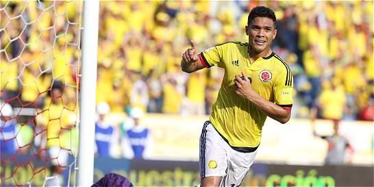 En vivo: Colombia sigue arriba en el marcador frente a Perú, 1-0