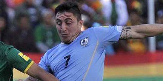 Cristian Rodríguez no llegaría al juego contra Santa Fe, en Copa