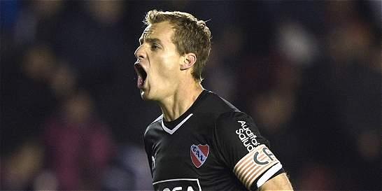 'Morelo es un jugador bárbaro': arquero de Independiente