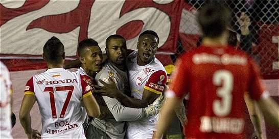 Santa Fe no venderá boletas a Independiente, por orden de Conmebol
