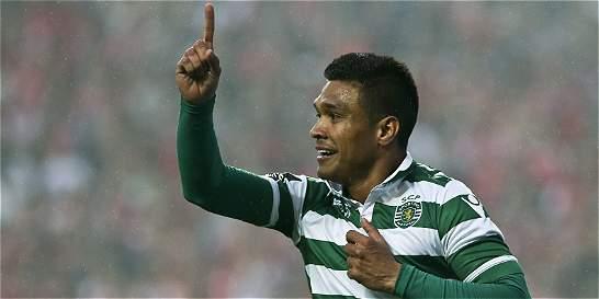 Teo hizo gol y Sporting de Lisboa venció 0-3 al Benfica