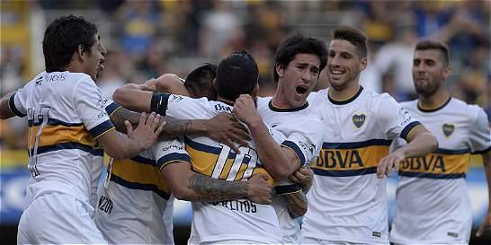 Boca Juniors derrotó a Tigre y es campeón del fútbol argentino