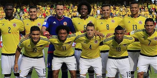 Selección Colombia cayó al séptimo puesto del escalafón de la Fifa