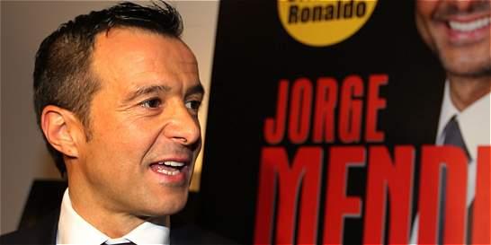 El empresario Jorge Mendes defiende al portugués Mourinho