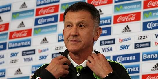 Osorio entregó su primera lista de convocados como DT de México