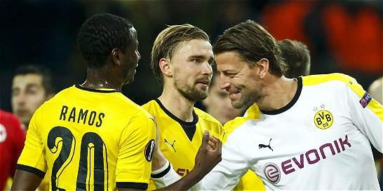 Nápoles, Dortmund y Rapid Viena, a dieciseisavos de la Liga de Europa