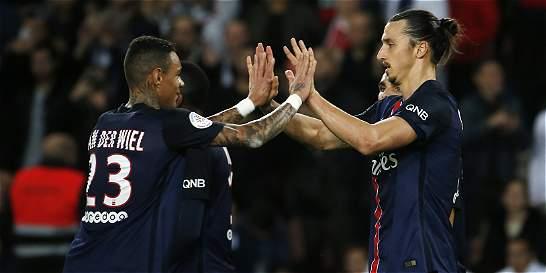 PSG no tuvo compasión del Toulouse y lo goleó 5-0