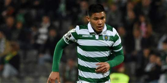Con 'Teo' 59 minutos, Sporting Lisboa venció 0-1 al Arouca