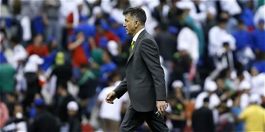 Juan Carlos Osorio consiguió su primer triunfo como DT de México