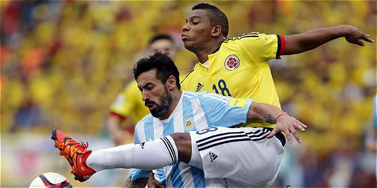 En vivo: Colombia sale en busca del empate frente a Argentina