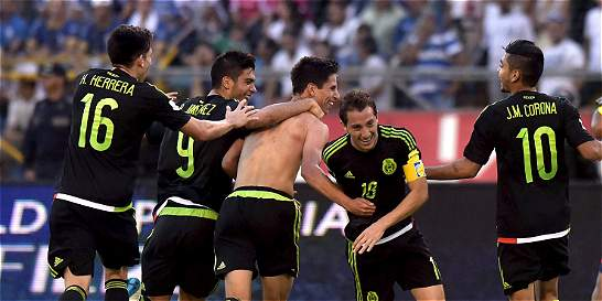 Osorio rompió la racha de México y venció 0-2 a Honduras