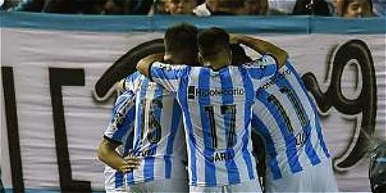 En busca de un cupo en la Libertadores, Racing venció a Independiente