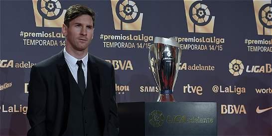 'Suárez merecía estar entre los tres mejores al Balón de Oro': Messi