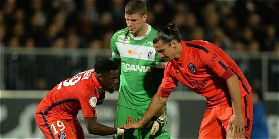 El modesto Angers le sacó un punto al todopoderoso París Saint Germain