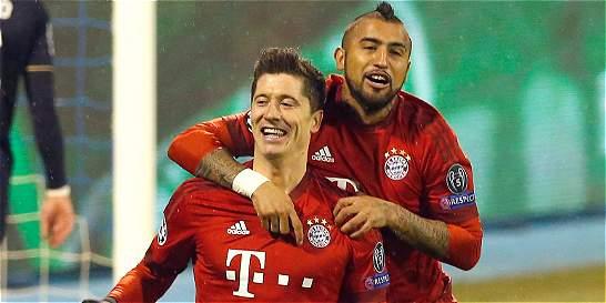 El Bayern recibe al Ingolstadt y el Dortmund al Eintracht